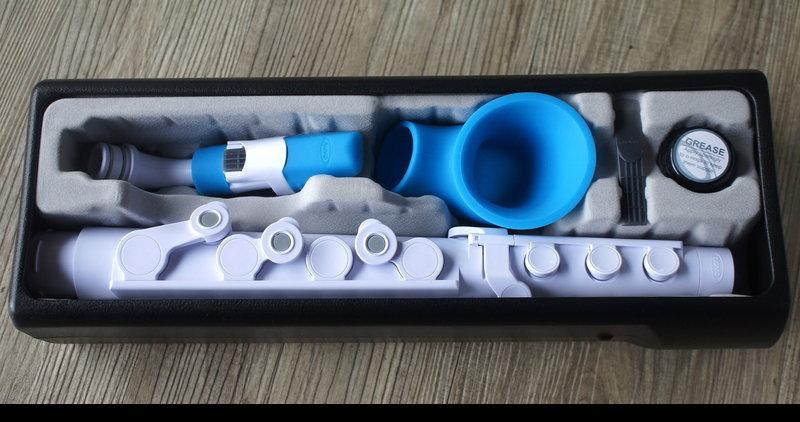 英國 Nuvo J-Sax 塑膠薩克斯風 套裝組