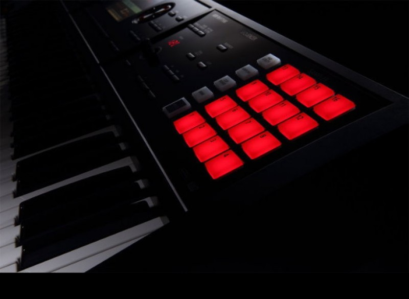 Roland FA-06 61鍵 合成器 鍵盤 電子琴