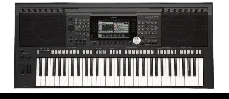 YAMAHA PSR-S970 61鍵 自動伴奏琴 旗艦款