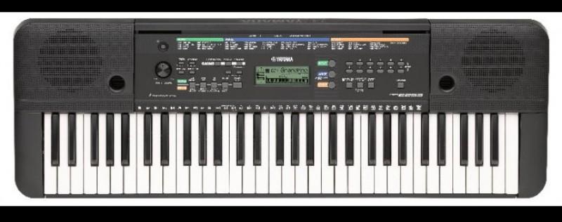 YAMAHA PSR-E253 61鍵 自動伴奏琴 手提電子琴