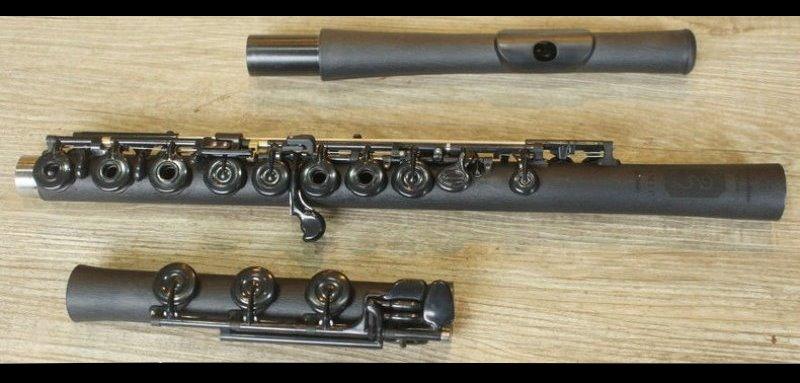 GUO Grenaditte C Flute 新烏木 長笛 超越Yamaha Altus