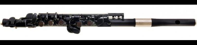 GUO Grenaditte Treble Flute in G 301 新烏木G調長笛