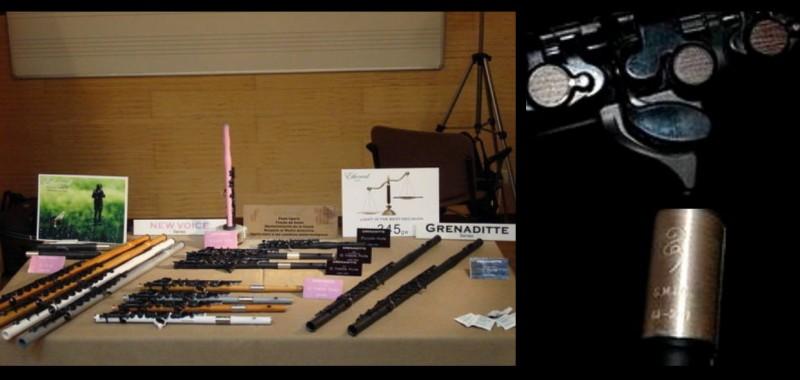 GUO Grenaditte G Flute 201 新烏木 長笛