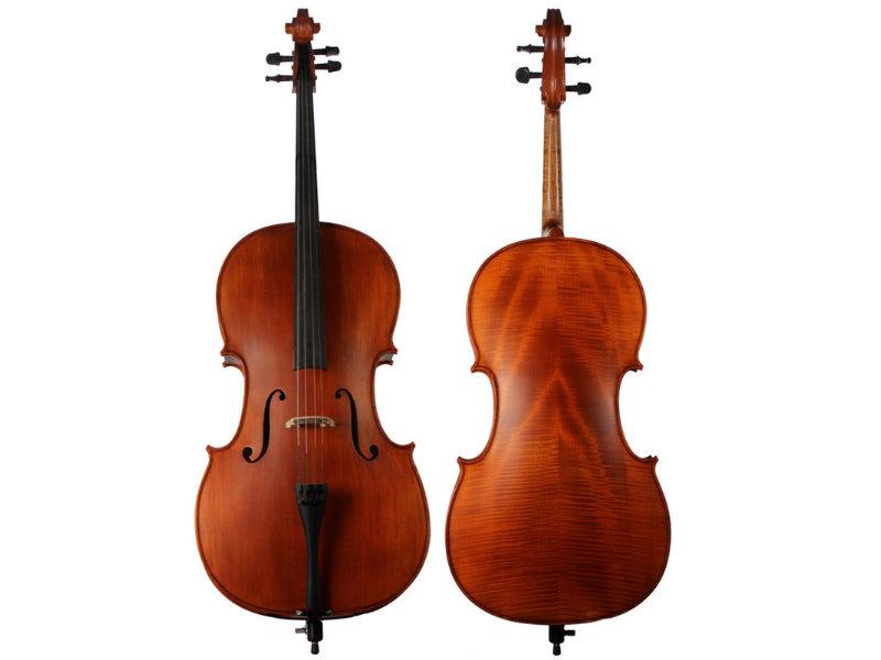 正德國製造 Hermann Teller 4/4 歐洲頂級大提琴