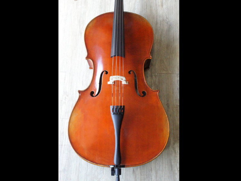 正宗歐料 4/4 全手工製作大提琴