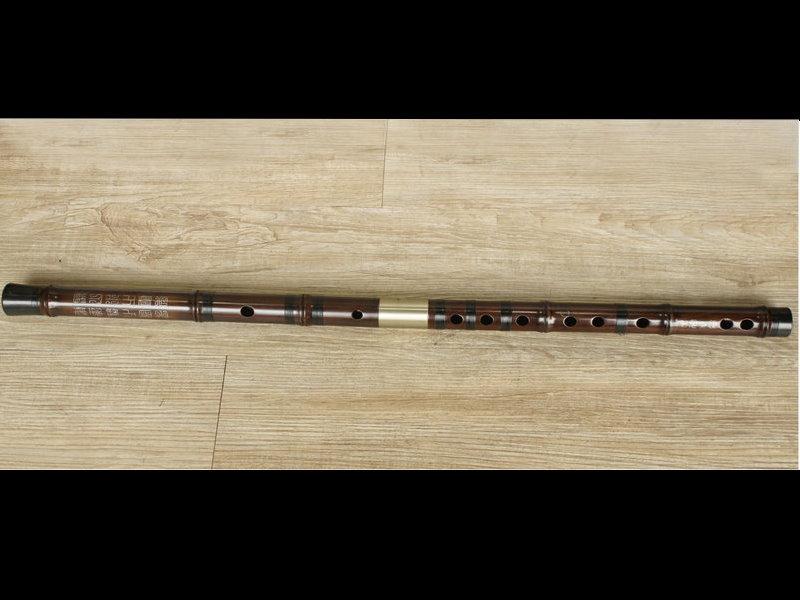 頂級紫檀木 C調 演奏用中國笛