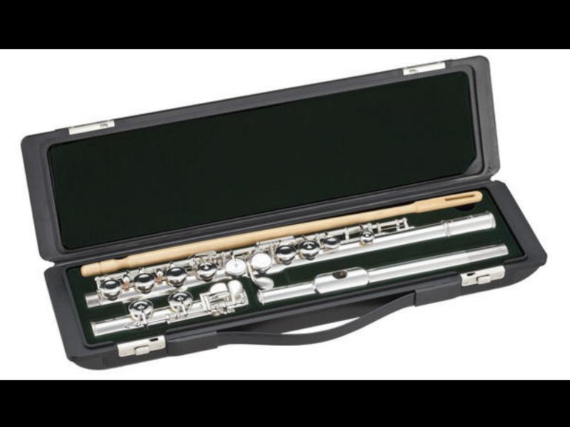日本pearl PF500 PF-500 鍍銀長笛 附日本原廠保證書