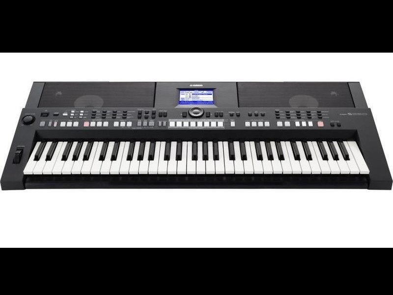 YAMAHA PSR-S650電子琴 61鍵