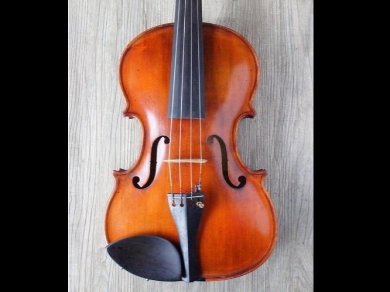 正德國中提琴 原裝 15.5吋 百年古琴
