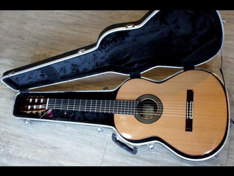 Paco Castillo 240 西班牙 全單板 古典吉他