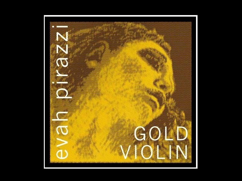 德國 PIRASTRO EVAH PIRAZZI GOLD 金魔鬼 小提琴弦