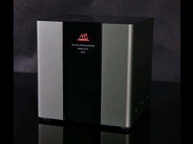 谷津 DA&T Q-23 數位 單聲道後級擴大機