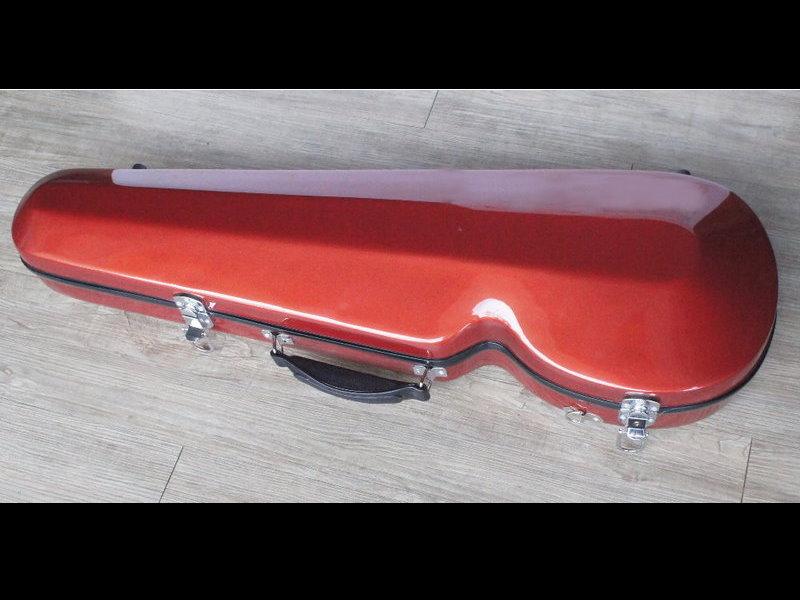 法國 DIAMOND 碳纖維小提琴盒