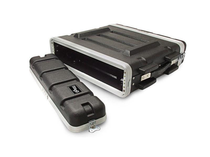 比利時 Stagg ABS 2U 手提硬盒機櫃