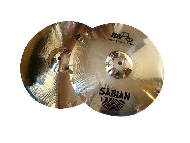 SABIAN B8pro 14 吋 Medium Hi-Hat