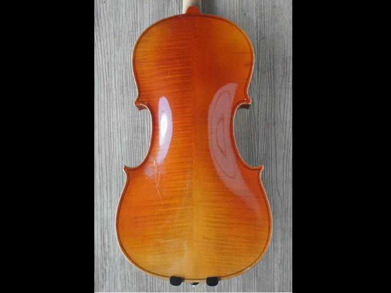 法國4/4古琴 全手工製作 約100年