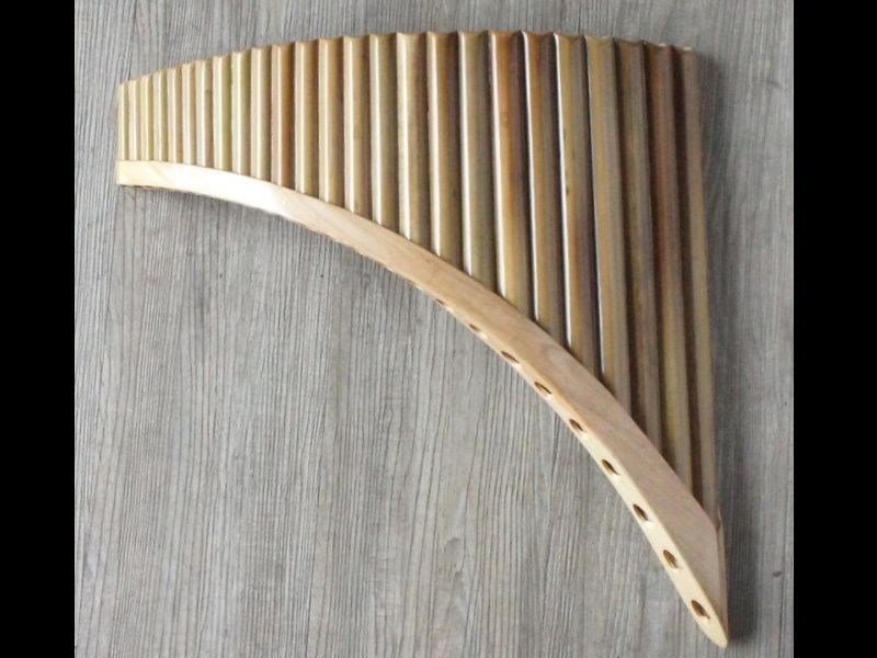 排蕭、排笛