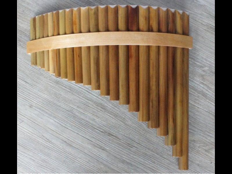 C調 22音 排笛 排簫