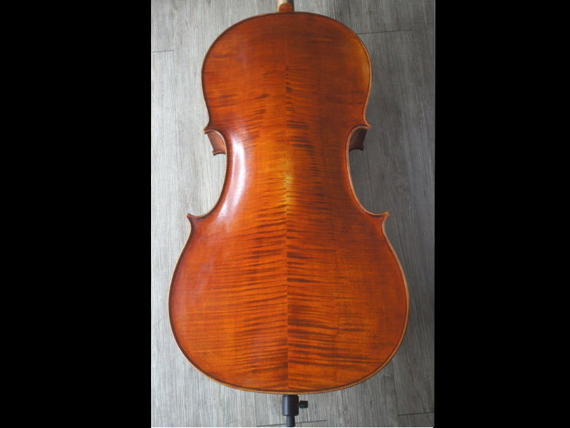 匈牙利 手工大提琴