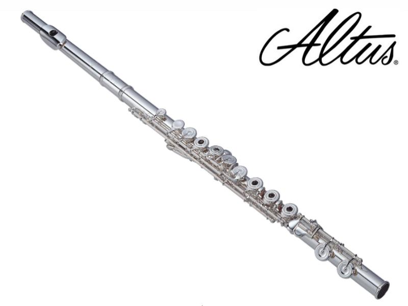 日本製造 ALTUS AFL-1107 REO 手工長笛