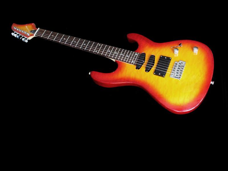古典吉他、電吉他、貝斯、民謠吉他