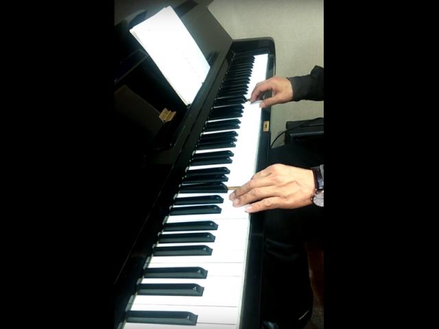雅典樂器世界 聽海 鋼琴獨奏