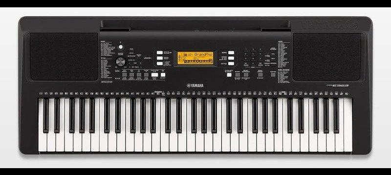 YAMAHA PSR-E363 61鍵電子琴