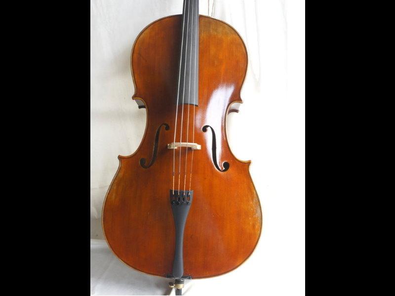 德國全手工 仿古大提琴 4/4 3/4 大提琴
