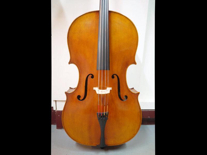 馬友友同款琴 4/4 Montagnana 全手工 大提琴