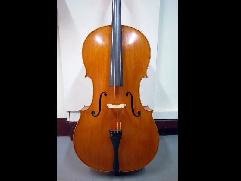 正德國 演奏級 4/4 手工 大提琴