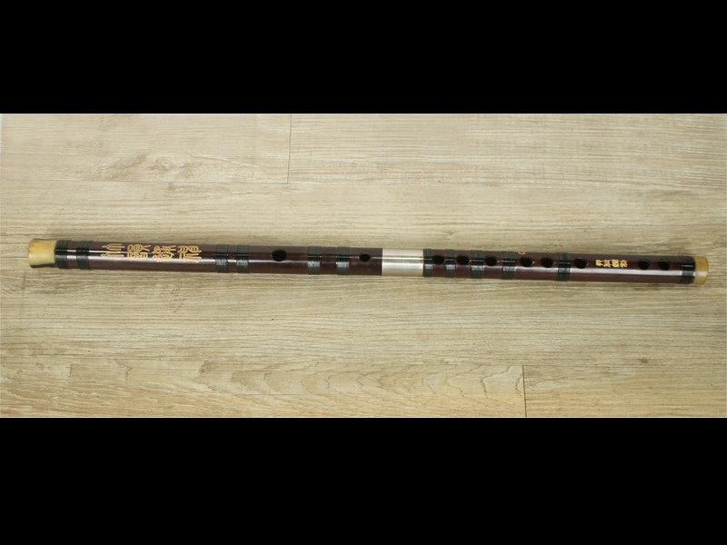 老紅木 G調 中國笛