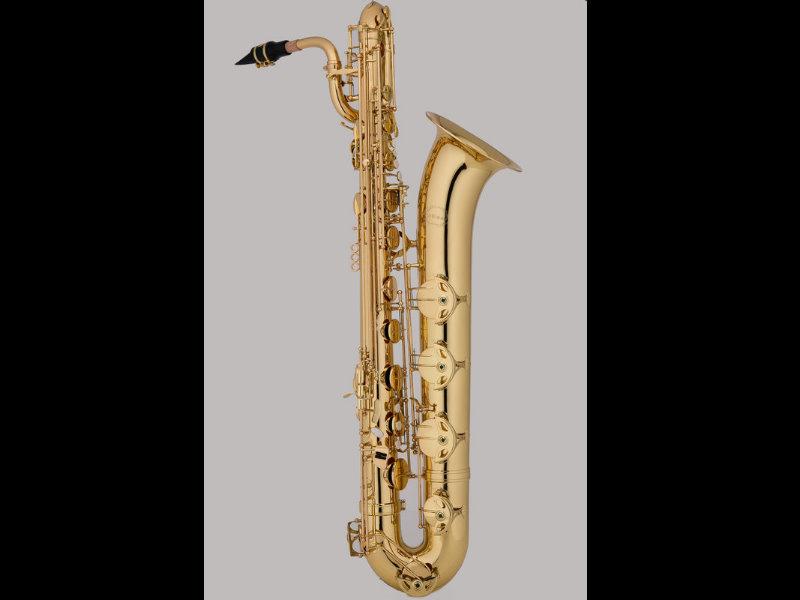 Chateau Baritone sax 上低音薩克斯風 鍍金漆款