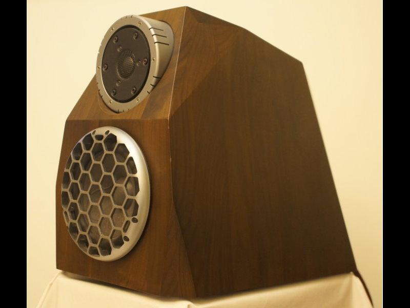 Divini 旗艦喇叭 Rasa 限量實木音箱 丹麥scanspeak單體--書架型喇叭