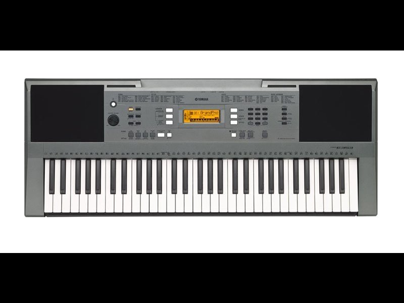YAMAHA PSR-E353 61鍵 自動伴奏琴 手提電子琴