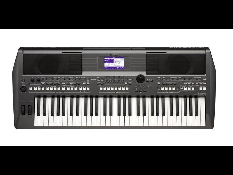 YAMAHA PSR-S670 61鍵 自動伴奏琴