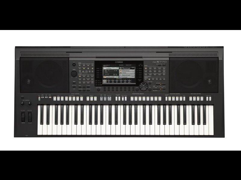 YAMAHA PSR-S770 61鍵 自動伴奏琴
