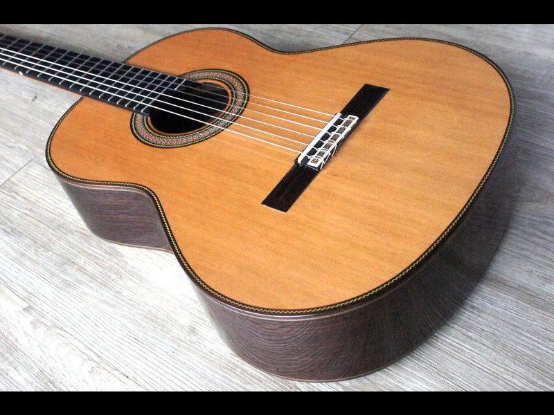 Paco Castill  205 西班牙 全單 古典吉他