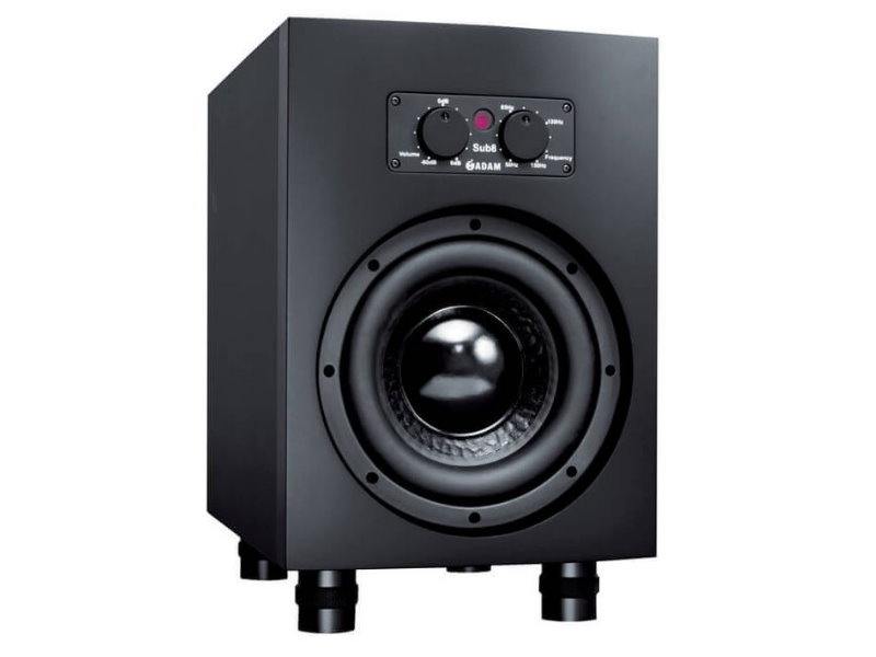 ADAM Sub8 超重低音喇叭