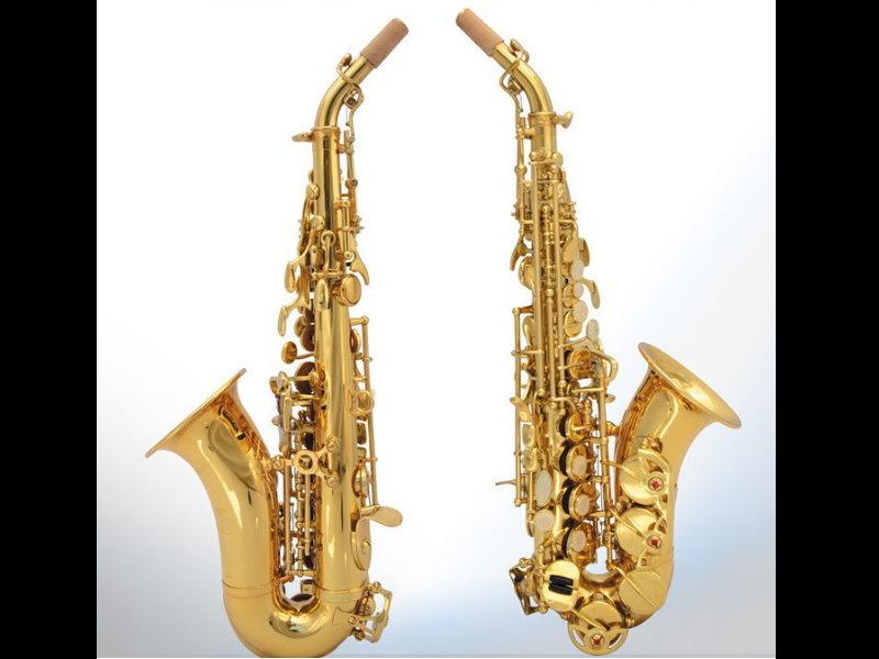 Chateau Soprano Sax 高音彎管薩克斯風