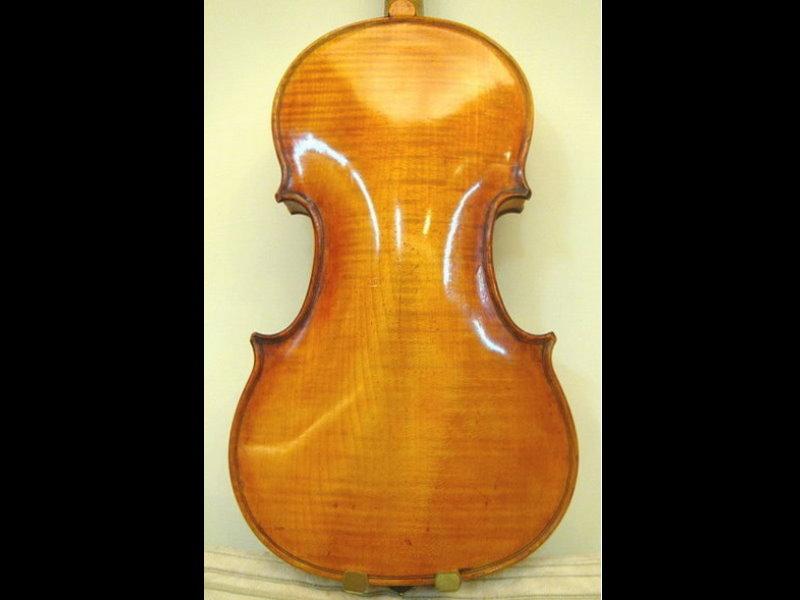 1933年 法國古琴