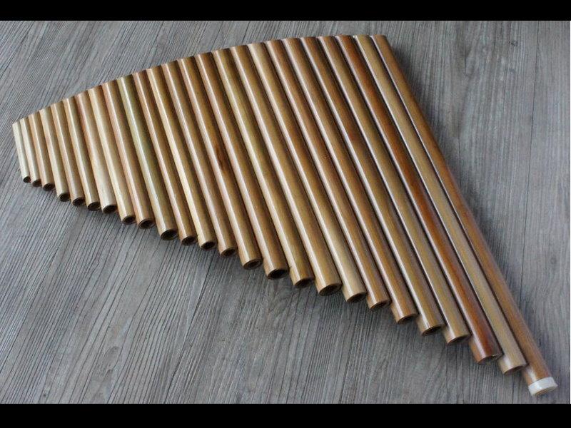 25音 G調排笛 排簫