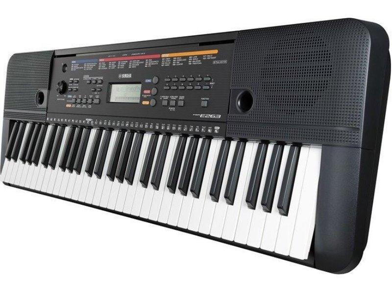 YAMAHA PSR-E263 61鍵 電子琴