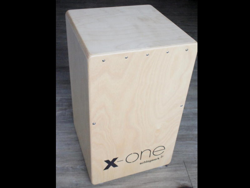 Schlagwerk X-ONE 業木箱鼓