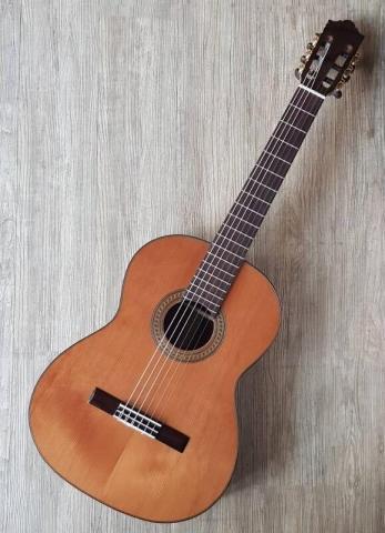 日本佐藤 MARIAN C-400 單板 手工簽名 古典吉他